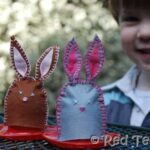 How to … make Bunny Egg Cosies
