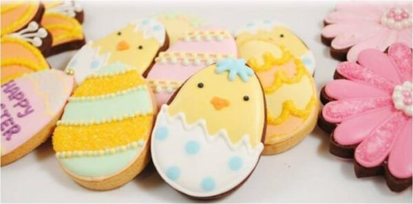 easter icing