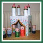 loo roll castle