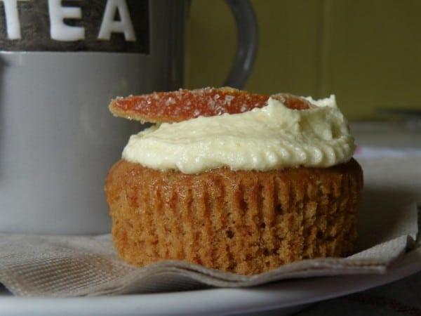 no diary no egg marmalade cupcake (1)