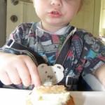 no diary no egg marmalade cupcake (2)