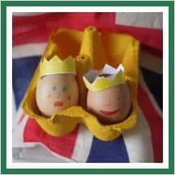royal egg heads