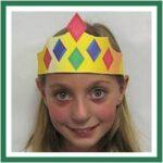 tiara printable