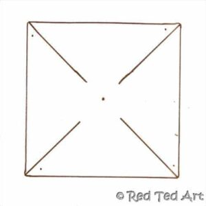 kids crafts how to make a pinwheel red ted art s blog