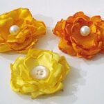 How to… make Organza flowers