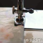 sewing a french seam