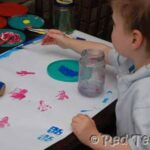 Kids Get Crafty: (London) City Postcards