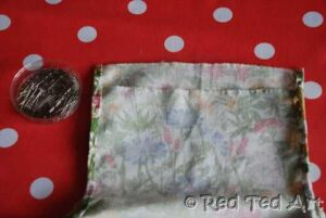 pillow case dress arm seamx