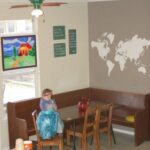 How To… Paint A World Map Mural (DIY)