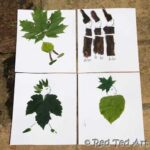 Kids Crafts: Woodland People
