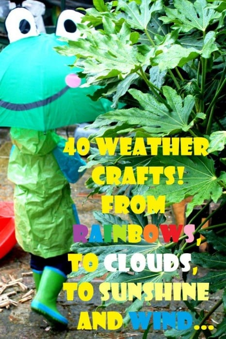 weather craft ideas