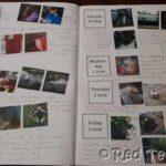 child's photo diary