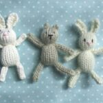 Knit a bunny and a bear