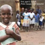 Sponsor A Child through Action Aid