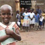 Sponsor A Child through Action Aid