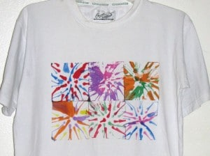 Spin Art T-shirt