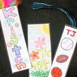 back to school book marks