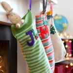How to… make a No Knit Knitted Christmas Stocking