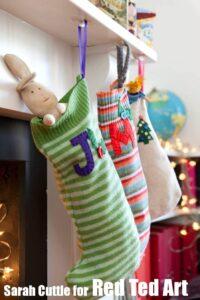 Christmas Jumper Craft