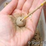 how to make sand beads
