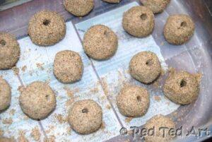 how to make sand beads