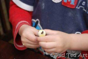 saltdough beads