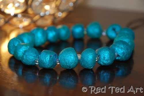 Sand beads