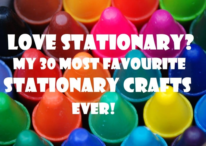 stationary crafts