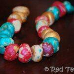 Salt Dough Recipe – Bead Necklaces