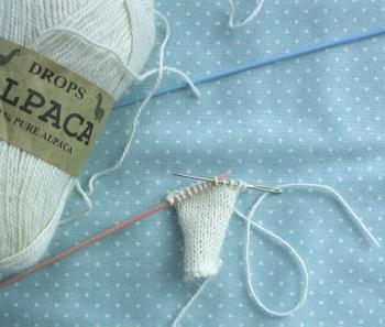 knit a bunny