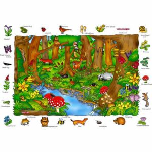 Where In The Wood 150 Piece Jigsaw