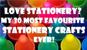 stationery craft