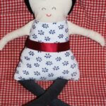 Cheeky Craft: Easy Rag Doll