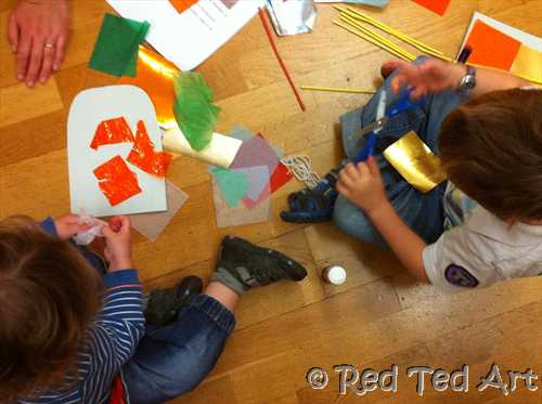 Kids Get Crafty: Tate Britain & Sea Monsters