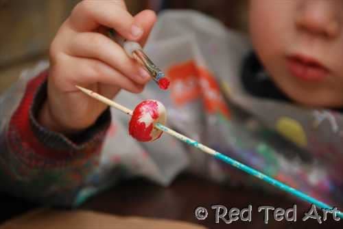 Kids Get Crafty – Why, How, Ideas