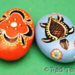 Kids Craft: Indigenous Inspired Good Luck Stones