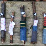 Quick Kids Craft: Stick Men