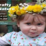 front cover Get Crafty with Nature