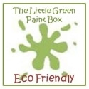 Give Away – Little Green Paint Box – Arm Bibs