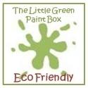 Give Away – Little Green Paint Box – Arm Bibs