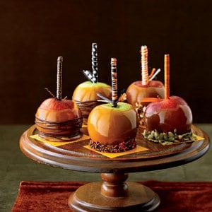 0 autumn crafts apples