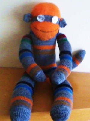 How To Make A Sock Monkey Red Ted Art S Blog