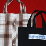 Quick Craft Post: More Morsbags. Less Waste.