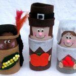 autumn crafts pilgrims
