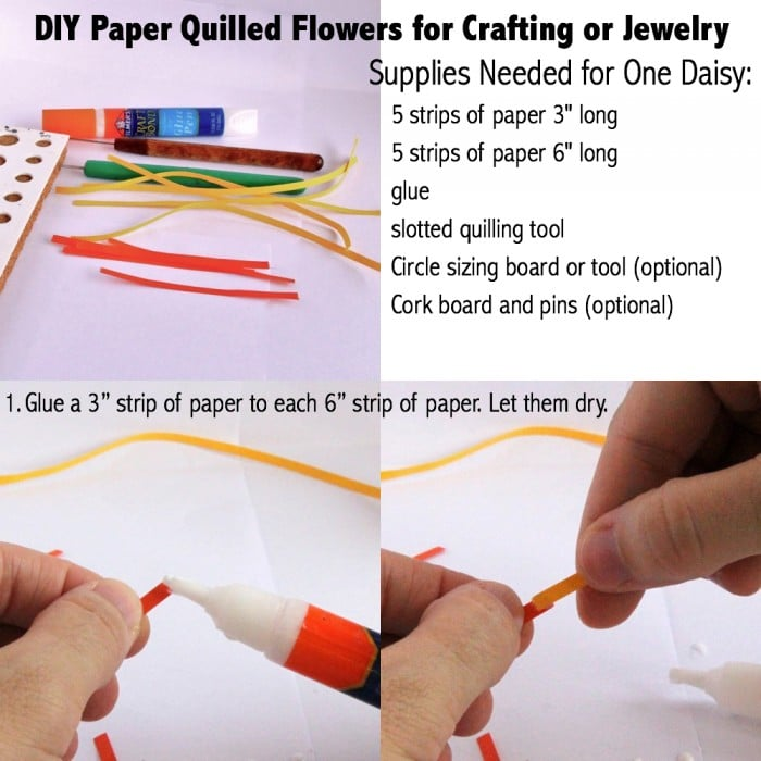 paper quilling for beginners 1