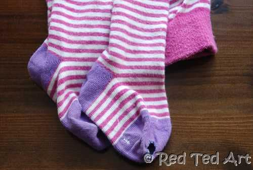sock monkey 1