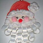 christmas crafts santa