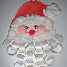 xmas crafts santa advent   red ted art s blog