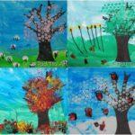 Kids Crafts: 4 Seasons – Autumn