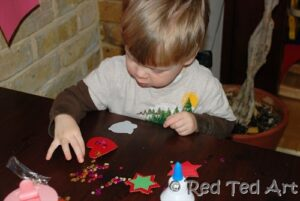 crafts for kids at christmas
